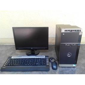 Pc O Computador De Escritorio+impresora+home Thetater