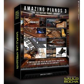 Amazing Pianos 3