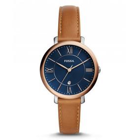 Relógio Fossil Couro - Es4274/2an