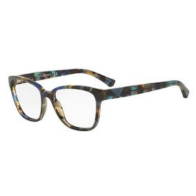 Armacao Quadrado Armani - Óculos no Mercado Livre Brasil ff7501c2b2