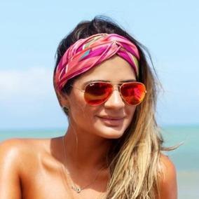 Oculos Ray Ban Aviador Vermelho - Óculos no Mercado Livre Brasil 2aad5571dd