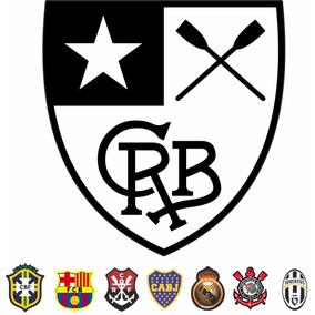 Adesivo Botafogo - Acessórios para Veículos no Mercado Livre Brasil 6011693851de6