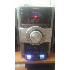 Minicomponente Sony Genezi Mhc-gtz3 4400 Watts