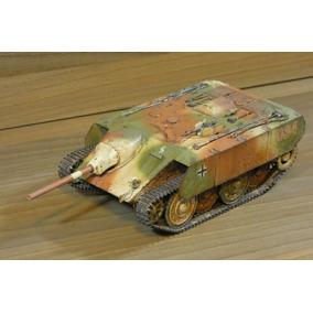 Modelo Escala 1:35 Tanque De Guerra E-10 Alemão Pintado