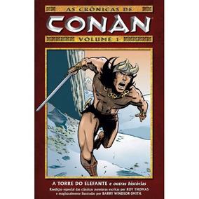 Hq Cronicas De Conan Volume 1 Mythos A Torre Do Elefante
