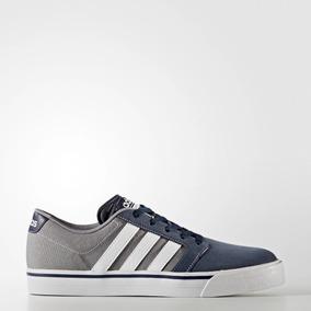 100% authentic c9c86 04d67 Tênis adidas Cf Super Skate Collegiate White Grey