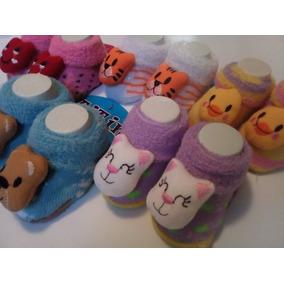 Calcetines Figuritas Para Bebe 0-6 Meses 1 Par