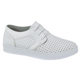 Zapatos Dama Marca Shosh Cv300 Blanco