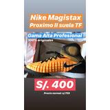 Zapatillas De Fútbol Nike Original Grass Sintetico Suela Tf