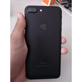 iPhone 7 Plus Na Cor Preto Fosco, 128gb