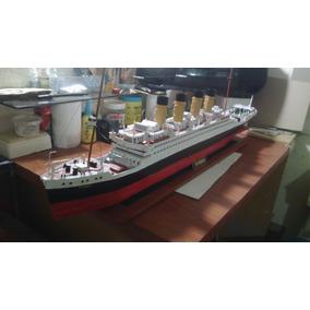 Titanic Modelo A Escala