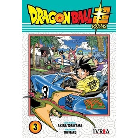 Dragon Ball Super 03 - Akira Toriyama