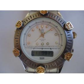 ccc395ccce7 Relogio Dumont Analogico E Digital Original - Relógios no Mercado ...
