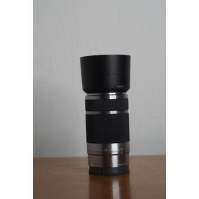 Lente Sony 55-210mm 4.5-6.3f Oss E-mount