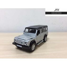 Miniatura Land Rover Defender Cores Variadas
