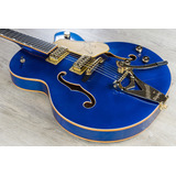 Gretsch G6136t Edicion Limitada Falcon Color Azure Metallic