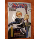 Panini Manga Bleach Latino Tomos Del 1 Al 4 104000