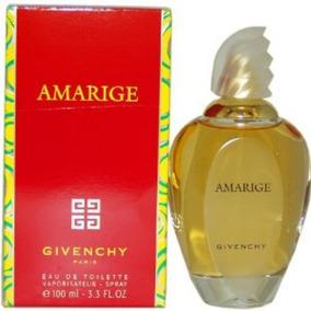 Perfume Original Amarige Mujer 100ml Edt Givenchy