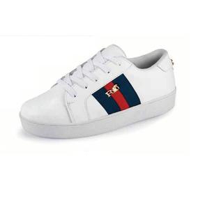 Tenis Blancos Para Mujer Polo - Tenis Mujeres de Mujer en Mercado ... c2fbf988ec91