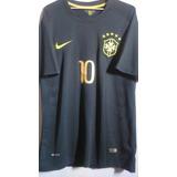b8bab582fb Camisa Nike Seleção Brasil Iii - Camisas de Futebol no Mercado Livre ...