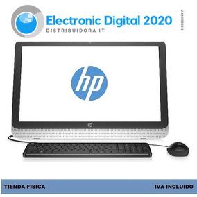 Computadora Hp 23 All In One 23-r110 Intel G3260t 4gb Dd 1tb
