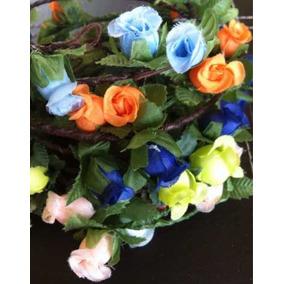 50 Coronas De Flores Para El Cabello