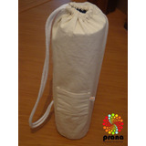 Bolsa Para Tapete Yoga Marca Prana Lona Algodão Yogamat Bag
