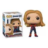 Figura Funko Avengers - Captain Marvel 459