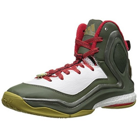 low cost 89b96 a6e3a Tenis Hombre adidas D Rose 5 Boost Basketball 73 Vellstore