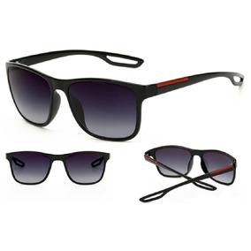 Óculos Escuros Degradê Quadrado Lente De Sol - Óculos no Mercado ... fc64ae2f92
