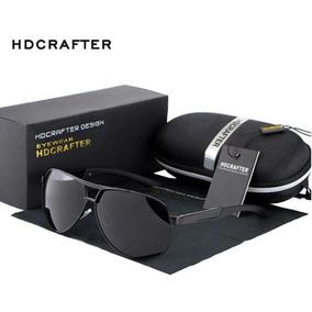 6db51946a3ae6 Homens Da Moda Óculos De Sol Uv400 Espelho Óculos + Box