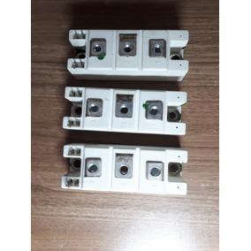 Módulo Tiristor Skkt122/16e Semikron