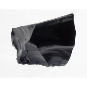 Obsidiana Negra Bruta - K0331 - Prosperity Minerais