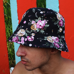 Bucket Florido - Acessórios da Moda em São Paulo no Mercado Livre Brasil 33311b720c3