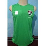Camisa Regata Treino Fluminense no Mercado Livre Brasil 0632f9e59a0