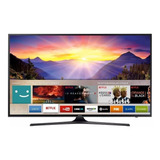 Smart Tv Samsung Led 50 Ultra Hd 4k Un50mu6100 Hdr 20w Rms