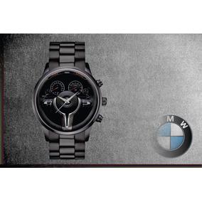 039d1856e5a Relógio De Pulso Personalizado Painel Bmw M3 M4 M5 M6 I8 Pre. R  84 90