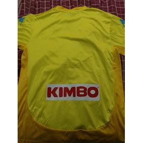 Camiseta Napoli Amarilla - Camisetas en Mercado Libre Argentina b637bdda15ae3