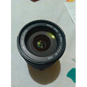 Lente Sigma Para Canon 18-200mm