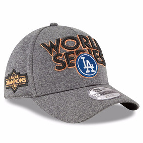Gorra Dodgers Newera 39thirty Flex Hat Campeon Liga Nacional 621a2215ed6