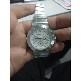 5e7a5d4264a Relogio Bvlgari Chronograph Sd38s L2161 - Relógio Bvlgari no Mercado ...