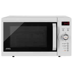 Microondas Con Grill Atma Md1723gn Digital 23 Lts Lhconfort