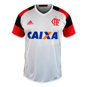 Camisa Oficial Do Flamengo adidas Com Patrocínio 66129c9961983