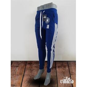 Pants Azul Rey Lineas Blancas The Villacio