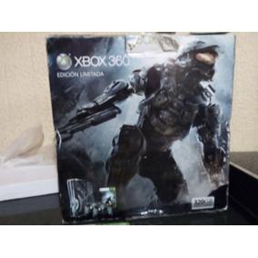 Xbox 360 Edicion Especial Halo 4