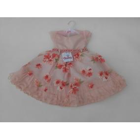 Vestido De Festa Infantil Menina Bonita