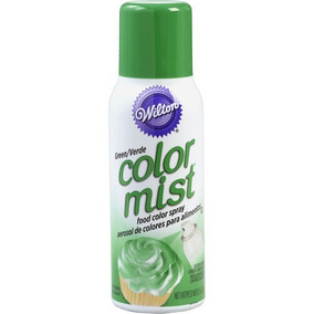 Color Spray Verde Wilton 710-5503