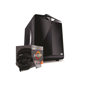 Mini Pc Cube R3 2200g A320m Hd 8gb Ptz Ssd Kg120gb Bc500