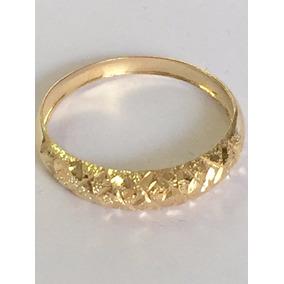 Oferta Anel Aparador Diamantado Joia Ouro 18k 750 + Brinde