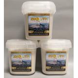 Zeolita Clinoptilolita Premium 3x100g - Detox Natural